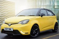 USED 2017 17 MG 3 1.5 3 FORM SPORT VTI-TECH 5d 106 BHP STUNNING EXAMPLE JUST BEEN SERVICED