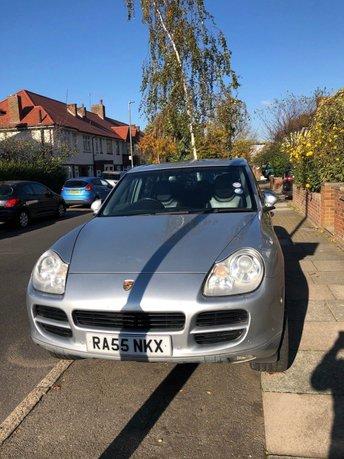 2005 PORSCHE CAYENNE 4.5 S 5d AUTO 340 BHP £5750.00