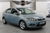 USED 2009 58 FORD FOCUS 1.6 STYLE TDCI 5d 107 BHP