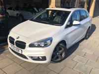 2015 BMW 2 SERIES 2.0 218D LUXURY ACTIVE TOURER 5d AUTO 148 BHP