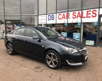 2014 VAUXHALL INSIGNIA 1.8 LIMITED EDITION 5d 138 BHP £5995.00