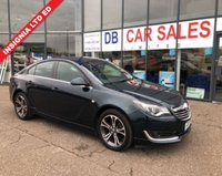 USED 2014 14 VAUXHALL INSIGNIA 1.8 LIMITED EDITION 5d 138 BHP NO DEPOSIT AVAILABLE, DRIVE AWAY TODAY!!