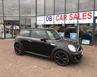 2011 MINI HATCH COOPER 1.6 COOPER S 3d 184 BHP £5995.00