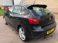 USED 2010 60 SEAT IBIZA 1.6 SPORT CR TDI 5d 103 BHP 1 PREVIOUS KEEPER *  FULL YEAR MOT *   AUX CONNECTION *