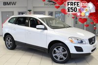 USED 2012 61 VOLVO XC60 2.4 D5 SE LUX AWD 5d AUTO 212 BHP full service history FULL LEATHER SEATS + FULL SERVICE HISTORY + SATELLITE NAVIGATION + BI-XENON HEADLIGHTS + ELECTRIC TAILGATE + FOUR WHEEL DRIVE + 18 INCH ALLOYS + BLUETOOTH + CRUISE CONTROL