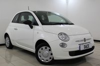 USED 2015 15 FIAT 500 1.2 TWINAIR LOUNGE 3DR 105 BHP Full Service History FULL SERVICE HISTORY + AIR CONDITIONING + RADIO/CD + ELECTRIC WINDOWS + ELEKTRIC MIRRORS + ELECTRIC MIRRORS