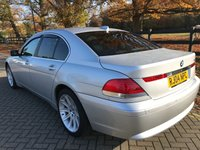 USED 2004 04 BMW 7 SERIES 3.0 730I SE 4d AUTO 228 BHP