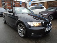 USED 2012 12 BMW 1 SERIES 3.0 125I SPORT PLUS EDITION 2d AUTO 215 BHP