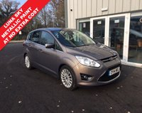 USED 2014 14 FORD C-MAX 2.0 TDCI TITANIUM AUTOMATIC 140 BHP THIS VEHICLE IS AT SITE 2 - TO VIEW CALL US ON 01903 323333