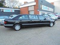 2000 MERCEDES-BENZ E-CLASS 2.4 E240 CLASSIC 6d AUTO LIMOUSINE 168 BHP £4490.00