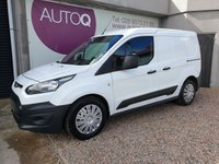USED 2015 FORD TRANSIT CONNECT 1.6 200 P/V 1d 74 BHP