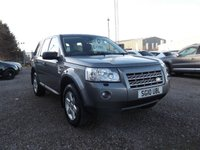 USED 2010 10 LAND ROVER FREELANDER 2.2 TD4 E GS 5d 159 BHP 2 OWNERS, FULL SERVICE HISTORY