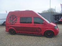 2009 VOLKSWAGEN TRANSPORTER VOLKSWAGEN VW CAMPER VAN 1.9 T30 LWB PBV 84TDI E4 1d 84 BHP £13999.00