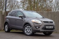 2012 FORD KUGA 2.0 TITANIUM TDCI AWD 5d 163 BHP £9000.00