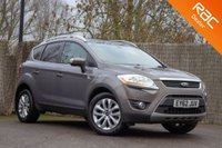USED 2012 62 FORD KUGA 2.0 TITANIUM TDCI AWD 5d 163 BHP £0 DEPOSIT BUY NOW PAY LATER - FULL FORD S/H
