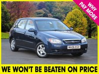 USED 2006 06 KIA CERATO 1.6 LX 5DR PART EXCHANGE PRICED TO CLEAR