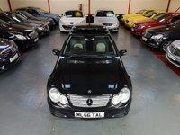 2006 MERCEDES-BENZ C CLASS C200 CDI SE SPORTS 2.1 3d AUTO £2950.00