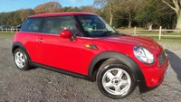 2007 MINI HATCH COOPER 1.6 COOPER 3d AUTO 118 BHP £3850.00