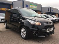 2016 FORD TRANSIT CONNECT 1.6 240 LIMITED P/V 1d 114 BHP £12750.00
