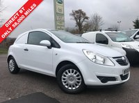 USED 2008 58 VAUXHALL CORSA 1.2 SWB CDTI 1d 73 BHP Direct BT, Only 58,000 Miles, Service History, Finance Arranged.