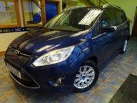 2012 FORD GRAND C-MAX 1.6 TITANIUM TDCI 5d 114 BHP £7950.00
