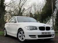 USED 2008 58 BMW 1 SERIES 2.0 120D ES 2d coupe **DIESEL COUPE**