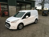 2015 FORD TRANSIT CONNECT 1.6 200 LIMITED 115 BHP £7850.00