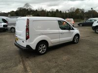 USED 2015 15 FORD TRANSIT CONNECT 1.6 200 LIMITED 115 BHP