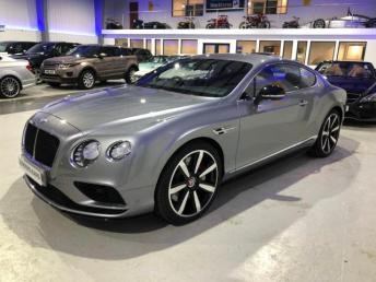 2016 BENTLEY CONTINENTAL