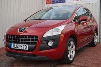 2012 PEUGEOT 3008 1.6 ACTIVE HDI FAP 5d 112 BHP £5495.00