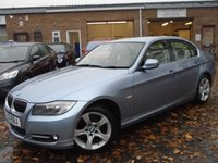 2011 BMW 3 SERIES 2.0 318D EXCLUSIVE EDITION 4d 141 BHP £8000.00