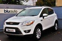 2012 FORD KUGA 2.0 TDCi TITANIUM AWD 5d 163 BHP £11250.00