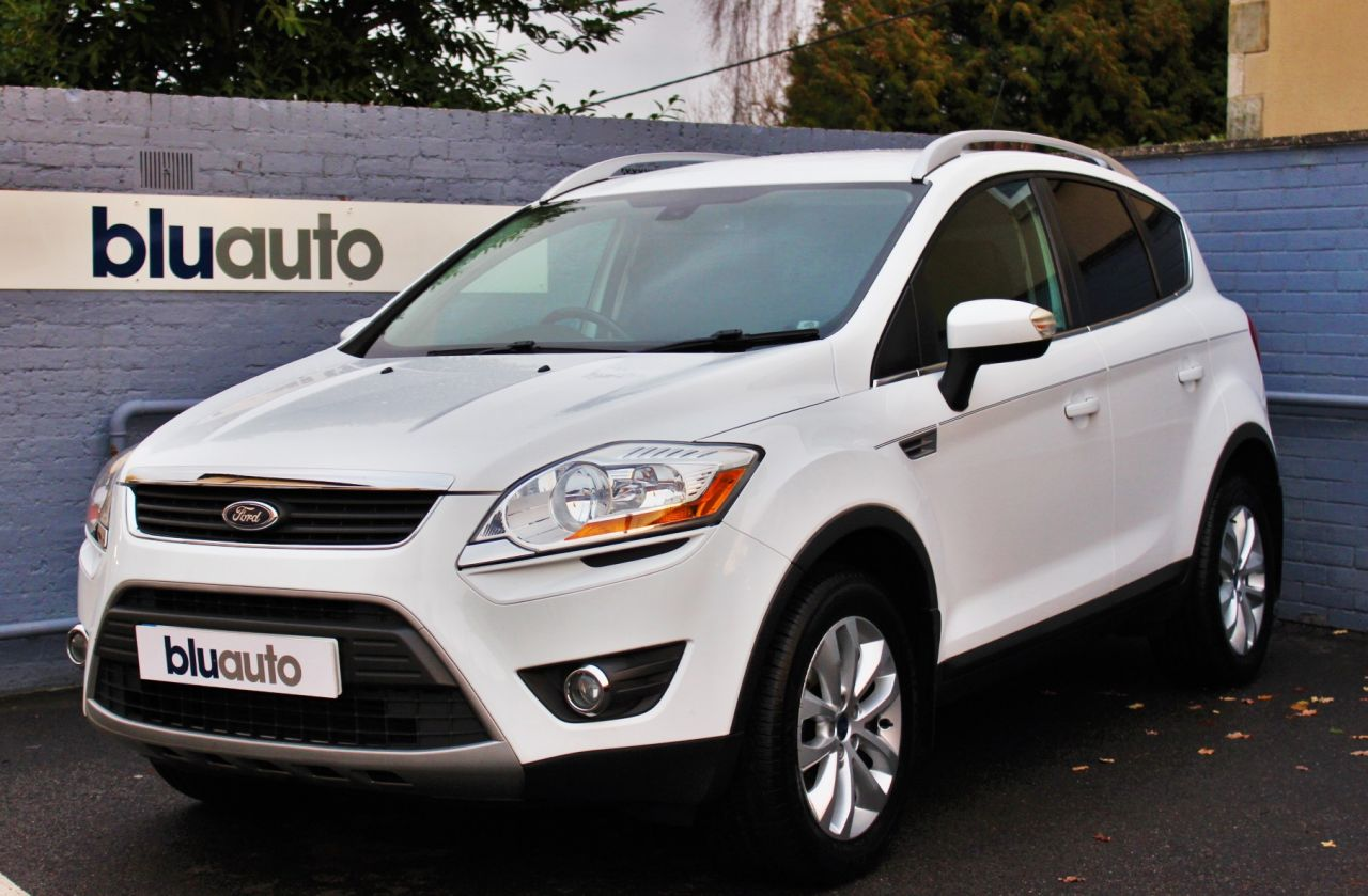 Used   Ford Kuga   Tdci Titanium Awd D  Bhp Upgraded Touch Screen Infotainment