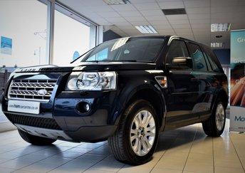 2007 LAND ROVER FREELANDER 2.2 TD4 HSE 5d AUTO 159 BHP £7990.00