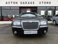 USED 2007 57 CHRYSLER 300C 3.0 CRD RHD 4d AUTO 218 BHP **LEATHER** ** LEATHER * CRUISE **