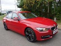 2014 BMW 3 SERIES 2.0 320D SPORT 4d 184 BHP £10990.00