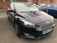 USED 2015 65 FORD FOCUS 1.0 ZETEC 5d 100 BHP 6847 MILES FROM NEW,CHEAP TO RUN, LOW CO2 EMISSIONS , LOW ROAD TAX AND EXCELLENT FUEL ECONOMY!..GOOD SPECIFICATION INCLUDING CLIMATE CONTROL AND ALLOY WHEELS