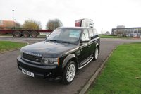 USED 2010 60 LAND ROVER RANGE ROVER SPORT 3.0 TDV6 HSE Stone Leather,Sat Nav,Cruise,F.S.H