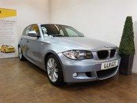 2011 BMW 1 SERIES 2.0 120D M SPORT 5d 175 BHP £6990.00