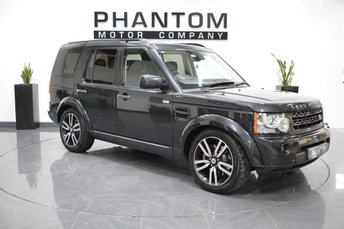 2013 LAND ROVER DISCOVERY 3.0 SDV6 HSE LUXURY 5d AUTO 255 BHP £23990.00