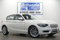 2012 BMW 1 SERIES 1.6 116I URBAN 5 DOOR 135 BHP £7990.00
