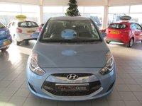 2011 HYUNDAI IX20 1.6 ACTIVE 5d AUTO 123 BHP £5600.00