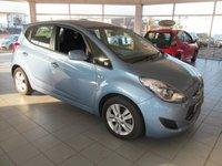 USED 2011 11 HYUNDAI IX20 1.6 ACTIVE 5d AUTO 123 BHP