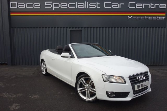 AUDI A5 CABRIOLET at Dace Motor Group