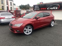 2014 SEAT LEON 1.6 TDI SE TECHNOLOGY 5d 105 BHP £SOLD