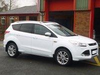 2014 FORD KUGA 2.0 TITANIUM X TDCI 5d 160 BHP £14650.00