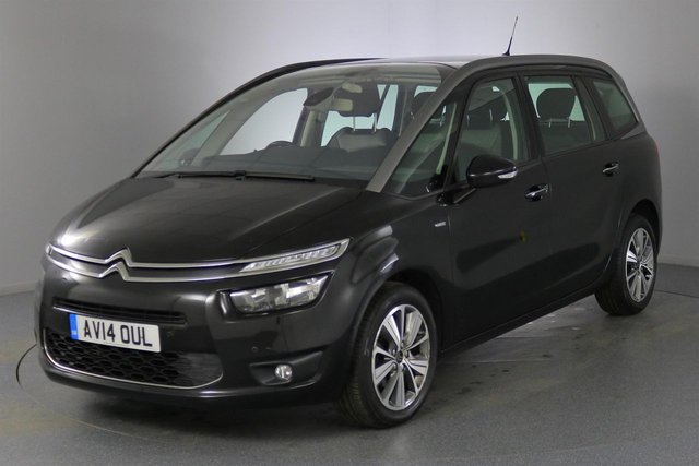 2014 14 CITROEN C4 GRAND PICASSO 1.6 E-HDI AIRDREAM EXCLUSIVE 5d AUTO 113 BHP 7 SEATER