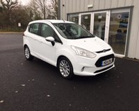 USED 2014 14 FORD B-MAX 1.6 TITANIUM AUTOMATIC THIS VEHICLE IS AT SITE 2 - TO VIEW CALL US ON 01903 323333