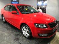 USED 2015 65 SKODA OCTAVIA 2.0 SE TDI 5d 148 BHP Only £20 a year road tax  :  Bluetooth  :  DAB Radio  :  Cloth upholstery  :  Isofix fittings  :  Rear parking sensors