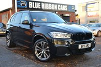 USED 2014 14 BMW X5 3.0 XDRIVE30D M SPORT 5d AUTO 255 BHP BIG SPEC, HEADS UP, COMFORT SEATS, LED HEADLIGHTS